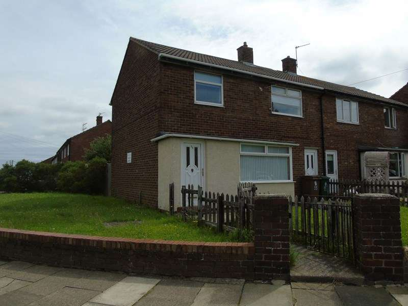 3 Bedrooms Property for sale in Tiverton Avenue, North Shields, Tyne and Wear, NE29 8PY