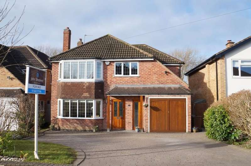 4 Bedrooms Detached House for sale in Newton Road, Knowle