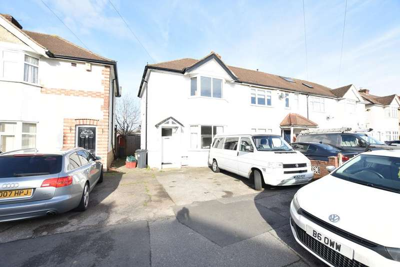 2 Bedrooms End Of Terrace House for sale in Cranleigh Road, Feltham