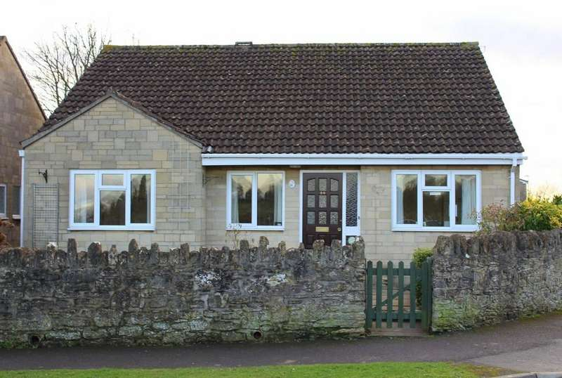 3 Bedrooms Detached Bungalow for sale in Ashley Road, Bradford On Avon