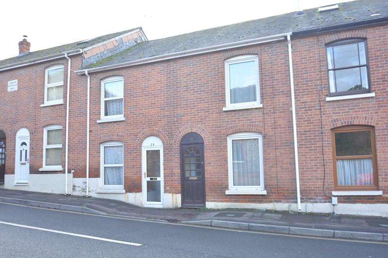 2 Bedrooms Terraced House for sale in Marlborough Street, Andover