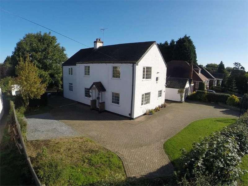 4 Bedrooms Detached House for sale in New Village Road, Cottingham, HU16