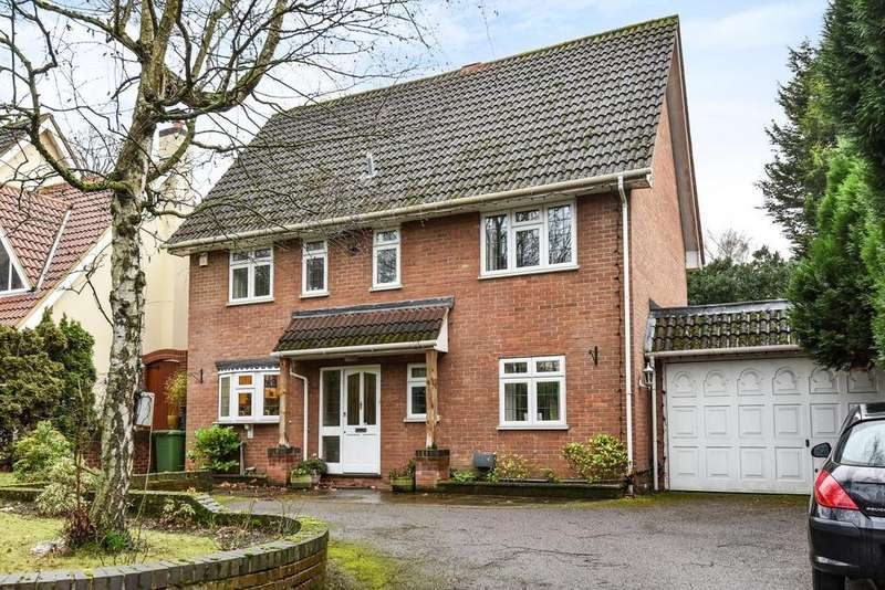 4 Bedrooms Detached House for sale in Sundridge Avenue, Bromley