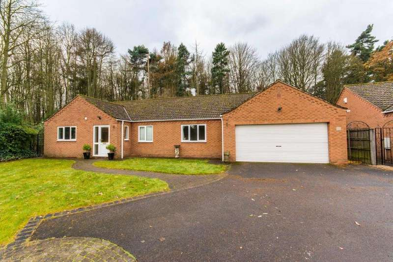 3 Bedrooms Detached Bungalow for sale in Appleby Lane, Broughton, Brigg, North Lincolnshire, DN20