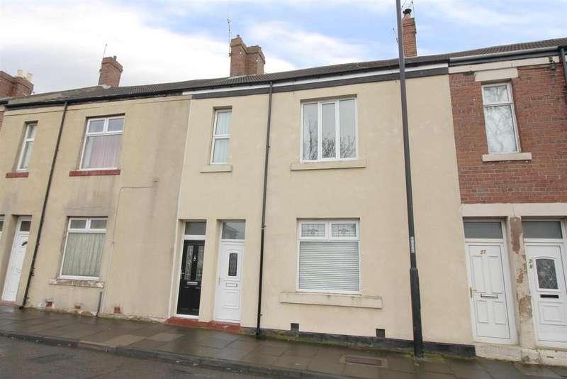 2 Bedrooms Flat for sale in Silkeys Lane, North Shields