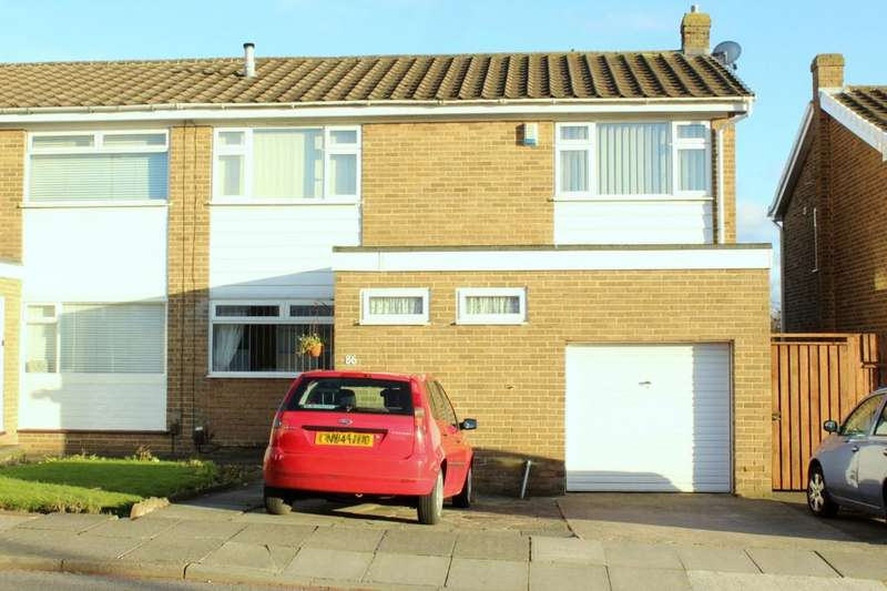 4 Bedrooms Semi Detached House for sale in Weaverham Road, Norton, TS20