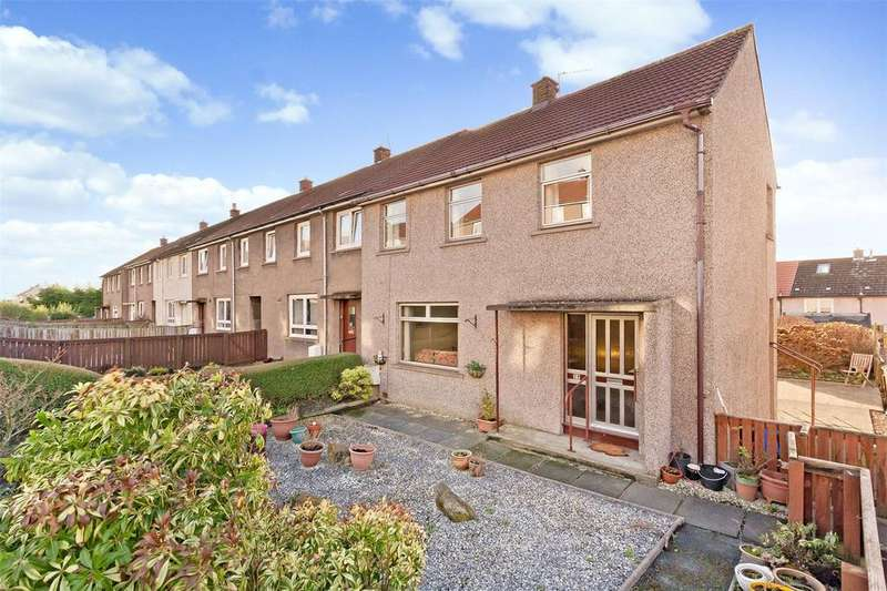 3 Bedrooms End Of Terrace House for sale in 29 Whitelaw Crescent, Dunfermline, Fife, KY11