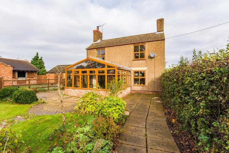3 Bedrooms Detached House for sale in Epworth Road, Owston Ferry, Doncaster, North Lincolnshire, DN9