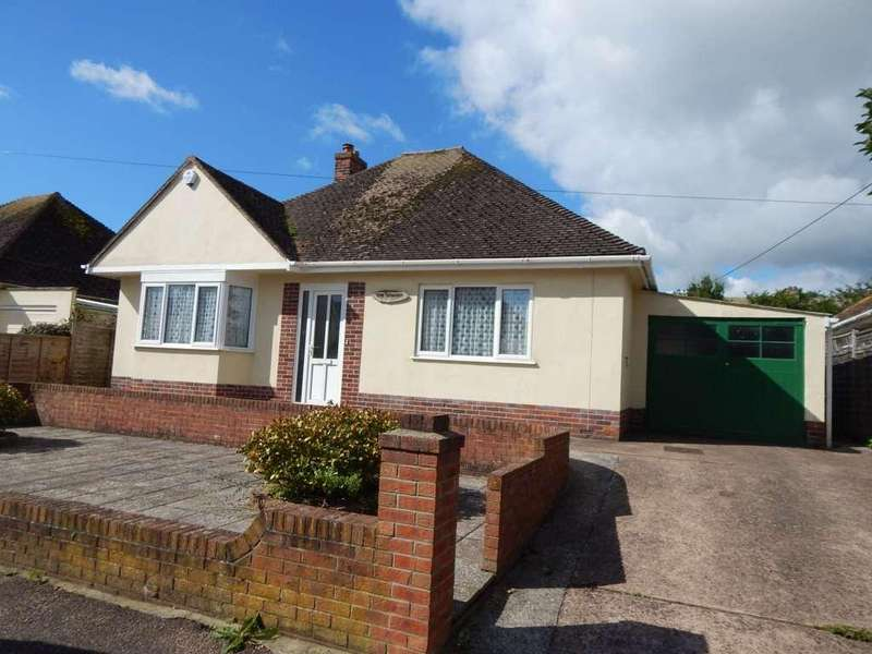 2 Bedrooms Bungalow for sale in Meadow Road, Seaton, Devon