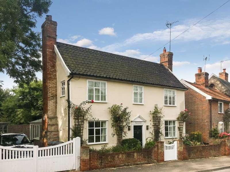 3 Bedrooms Detached House for sale in Earl Soham, Nr Framlingham, Suffolk