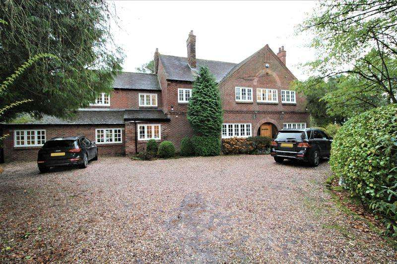 5 Bedrooms Detached House for sale in Benty Heath Lane, Neston
