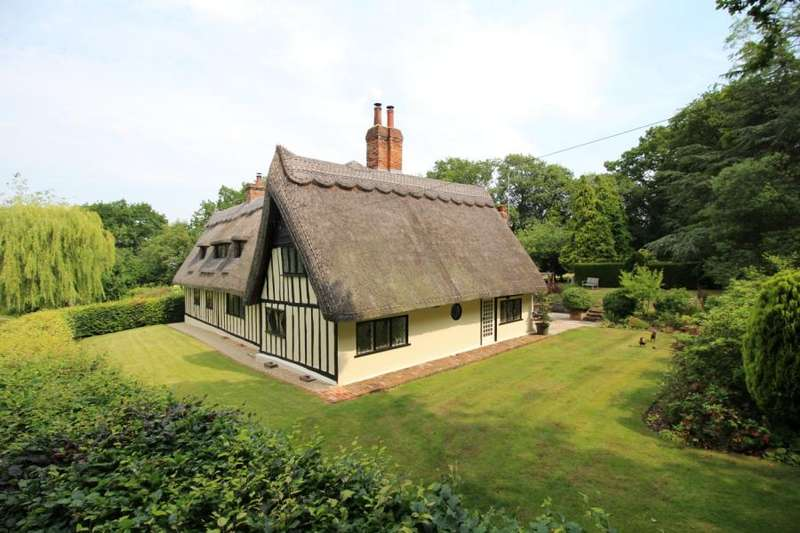 5 Bedrooms Detached House for sale in Heath Road, Little Braxted, Essex