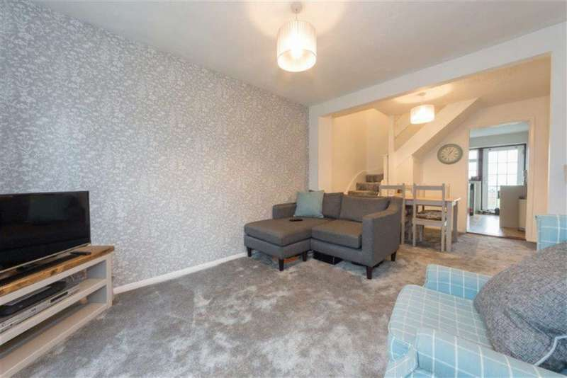 2 Bedrooms Terraced House for sale in Toddington Road, Tebworth