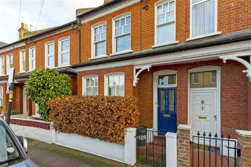 4 Bedrooms Terraced House for sale in Romberg Road, Tooting Bec