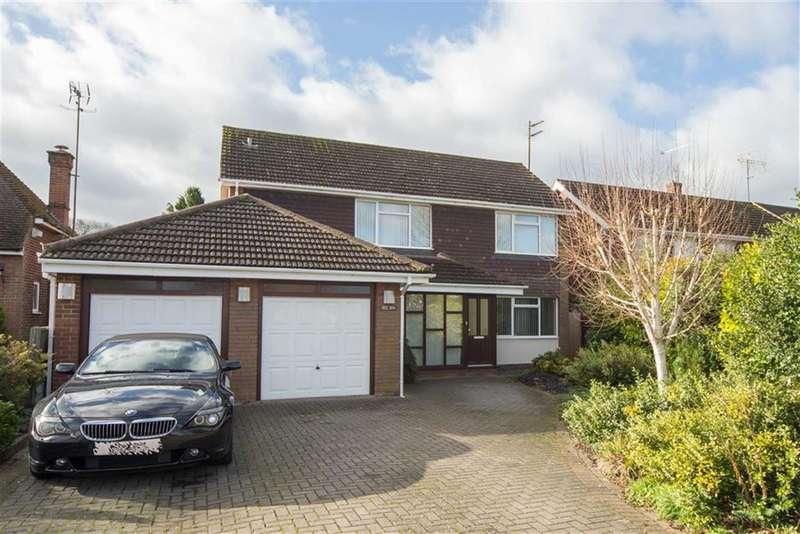 4 Bedrooms Detached House for sale in Bullpond Lane, Dunstable, Bedfordshire, LU6