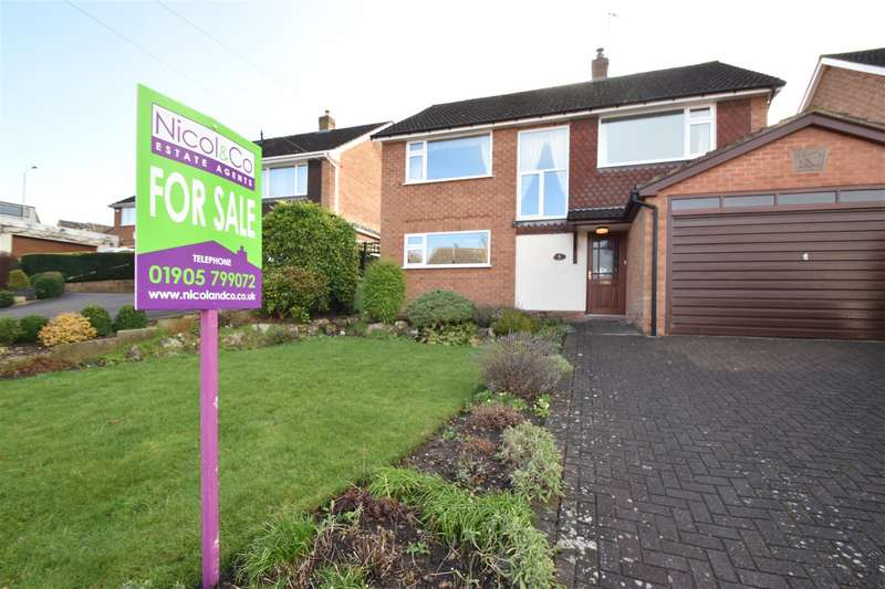 4 Bedrooms Detached House for sale in Bainbrigge Avenue, Droitwich
