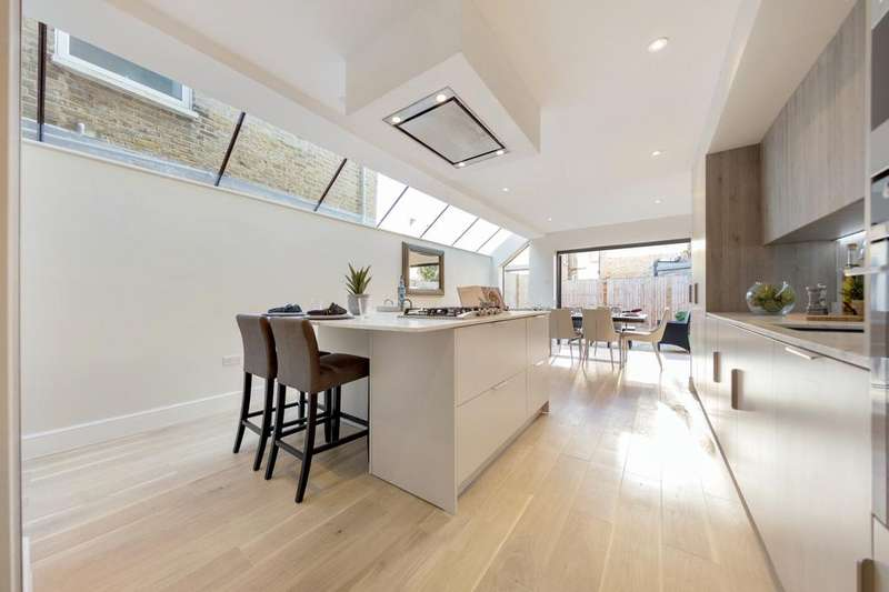 4 Bedrooms House for sale in Lochaline Street, Hammersmith, London