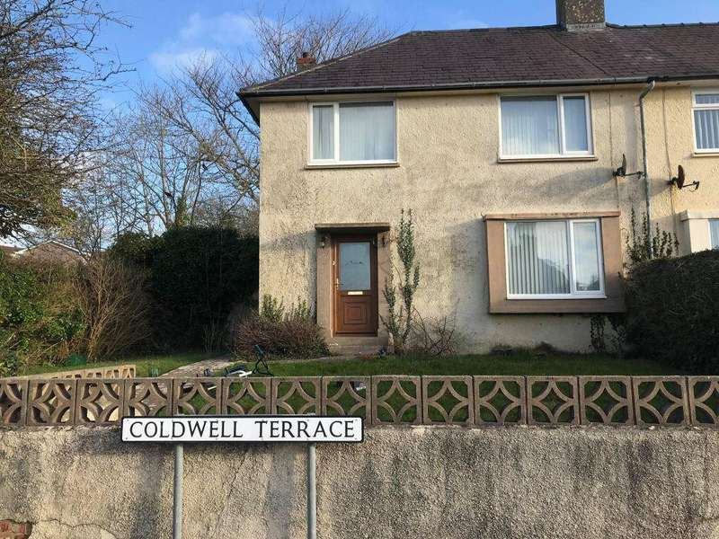 3 Bedrooms Terraced House for rent in Coldwell Terrace, Pembroke, Pembrokeshire