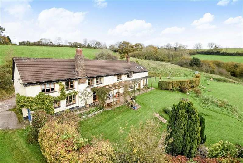 6 Bedrooms Detached House for sale in Withleigh, Tiverton, Devon, EX16