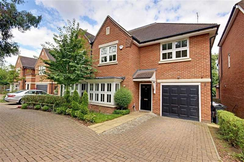 5 Bedrooms House for rent in Douglas Close, Hadley Wood, Hertfordshire