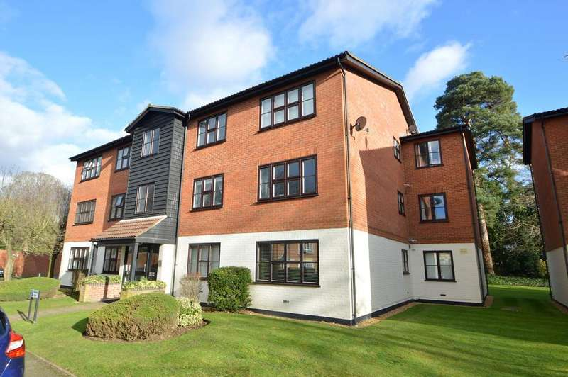 1 Bedroom Apartment Flat for sale in Queens Road, Weybridge KT13