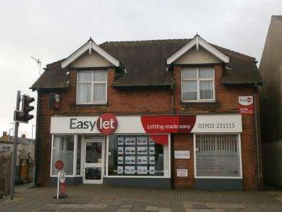 1 Bedroom Flat for rent in Tarring Worthing