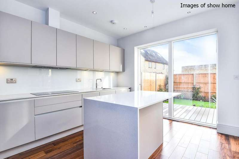 4 Bedrooms Town House for sale in Shaw House, Fortis Green Avenue, Muswell Hill