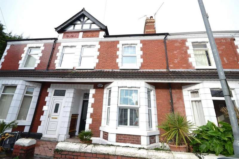 3 Bedrooms Terraced House for sale in Turberville Place, Pontcanna, Cardiff, CF11