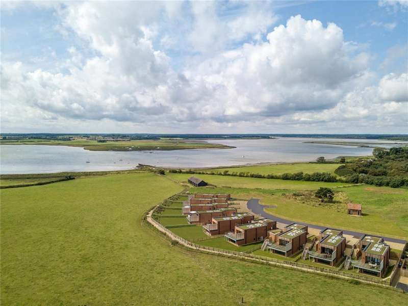 4 Bedrooms Detached House for sale in Brick Kiln, Brickfields, Aldeburgh, Suffolk, IP15