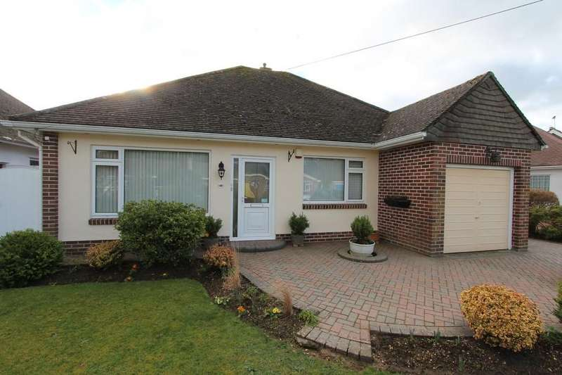 2 Bedrooms Detached Bungalow for sale in HIGHCLIFFE ON SEA