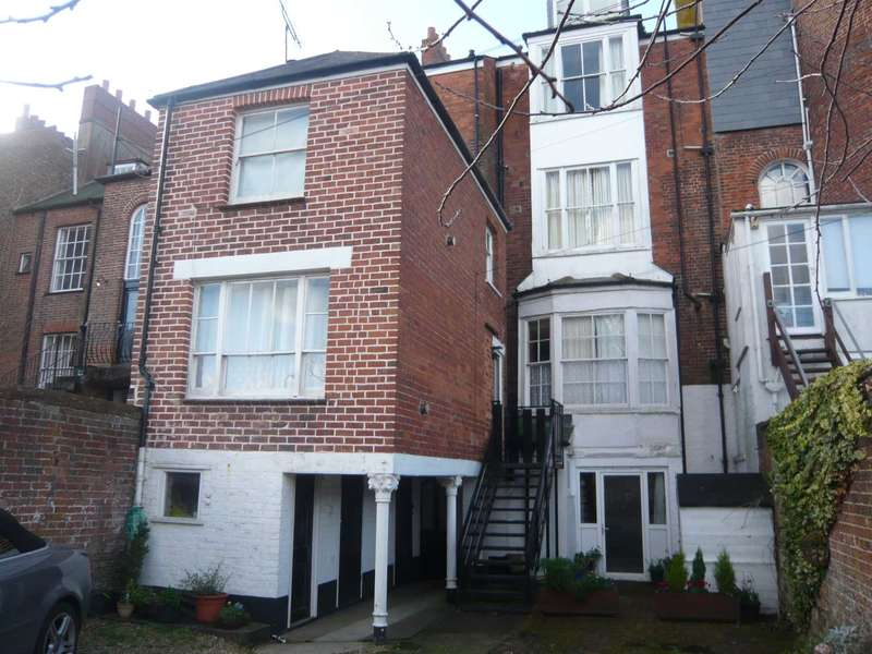 1 Bedroom Maisonette Flat for sale in The Beacon, Exmouth
