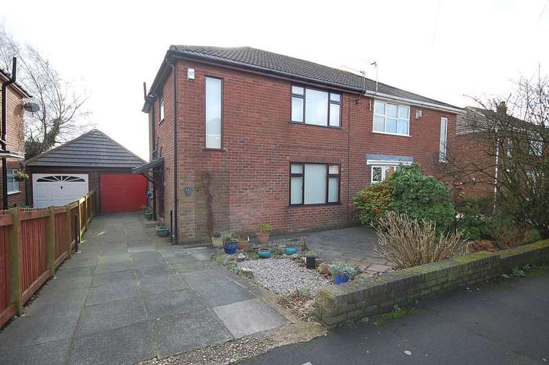 3 Bedrooms Semi Detached House for sale in Padstow Drive, Windle, St. Helens