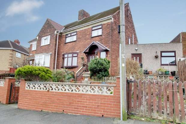 3 Bedrooms Semi Detached House for sale in Orr Avenue, Sunderland, Tyne And Wear, SR3 2EN