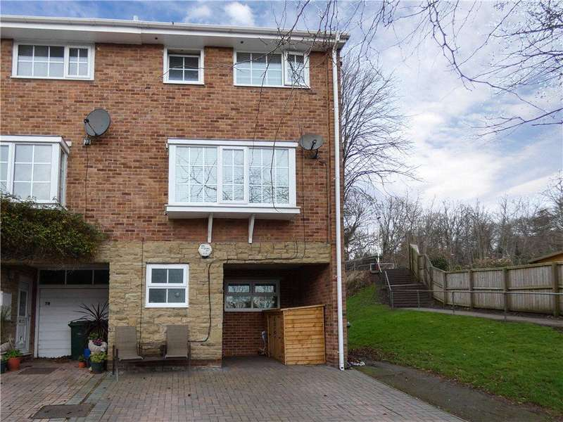 4 Bedrooms End Of Terrace House for sale in Hoyle Court Avenue, Baildon, West Yorkshire