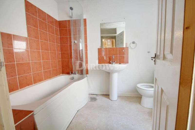 3 Bedrooms Terraced House for sale in Greenfield Terrace, Abercynon