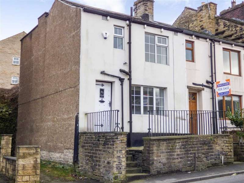 2 Bedrooms Cottage House for sale in Woodhead Road, Lockwood, Huddersfield