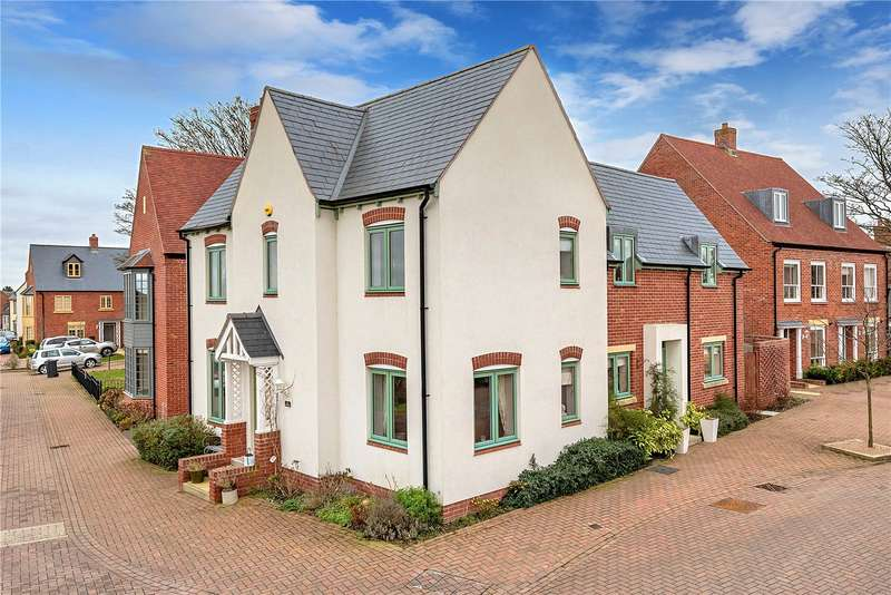 4 Bedrooms Link Detached House for sale in 10 Farm House Road, Lawley Village, Telford, TF4