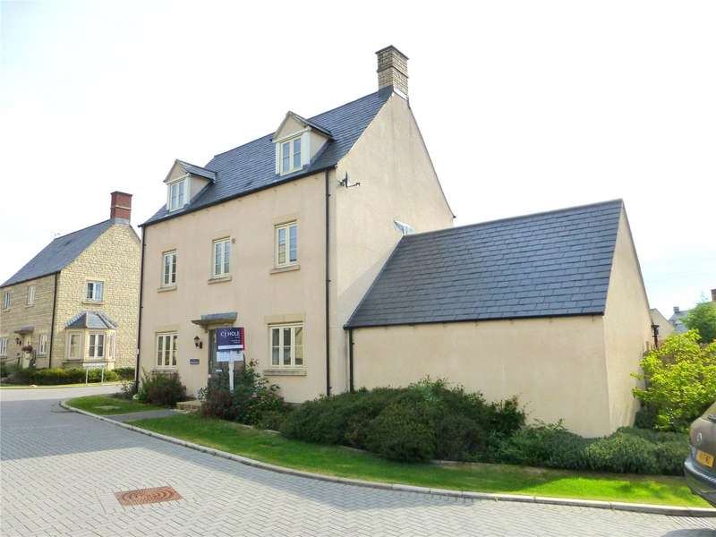 5 Bedrooms Property for sale in Beecham Close Cirencester GL7