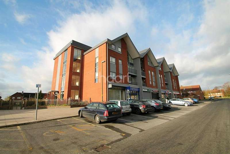 2 Bedrooms Flat for sale in Abbots Langley