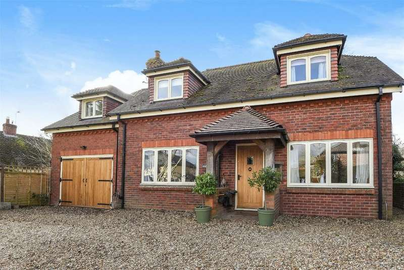 4 Bedrooms Detached House for sale in Kings Somborne, Stockbridge, Hampshire
