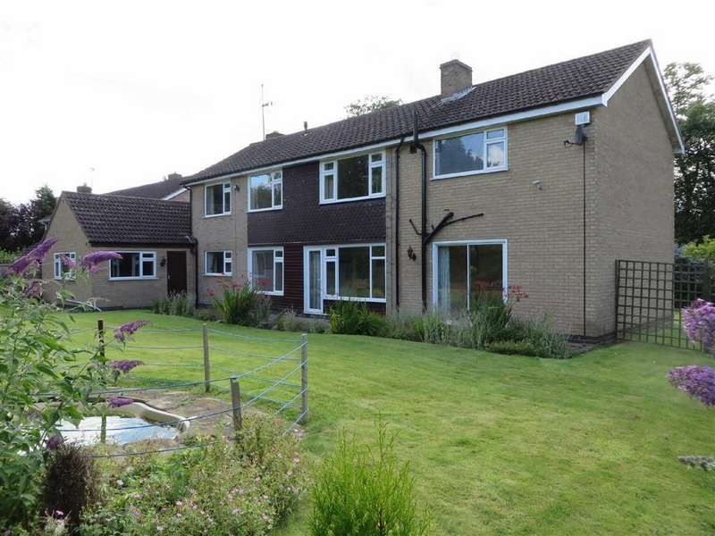 5 Bedrooms Detached House for sale in Main Street, Bushby