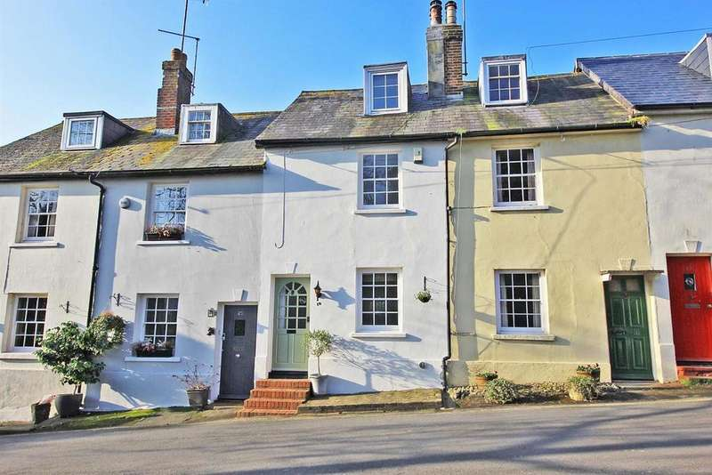 2 Bedrooms Terraced House for sale in Church Hill, Patcham, Brighton