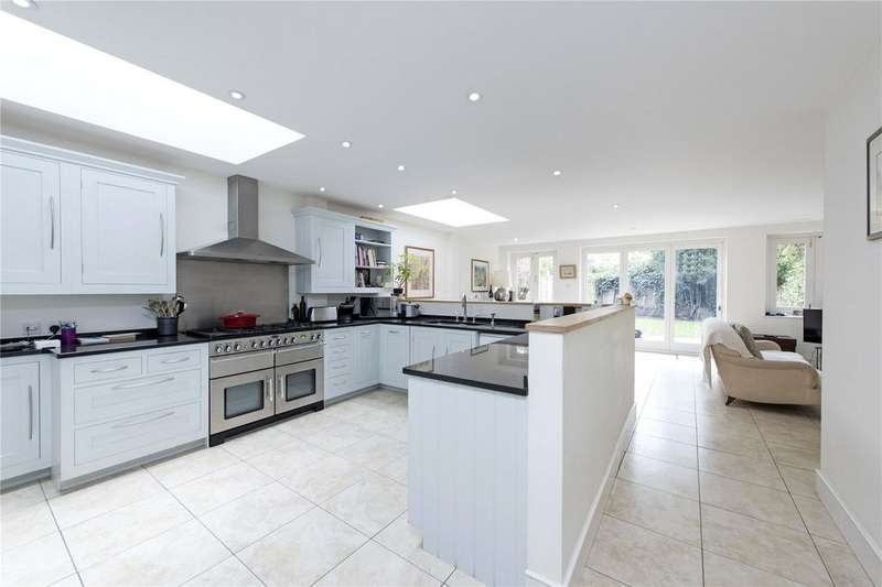 6 Bedrooms Semi Detached House for sale in Ramsden Road, Nightingale Triangle, Balham, London, SW12
