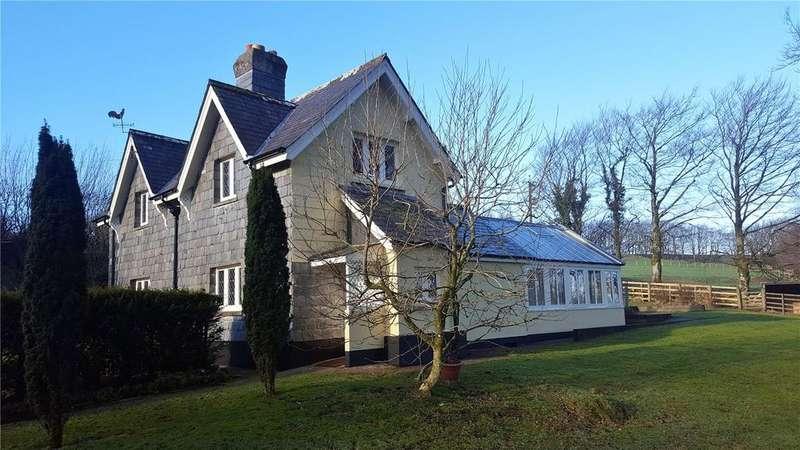 3 Bedrooms Detached House for rent in Parracombe, Barnstaple, Devon, EX31