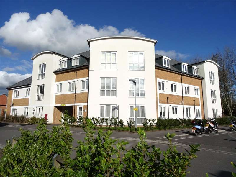 2 Bedrooms Apartment Flat for sale in Mansfield Court, Sanditon Way, Worthing, BN14