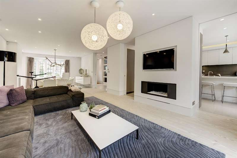 5 Bedrooms House for sale in Kingsley Way, Hampstead Garden Suburb N2