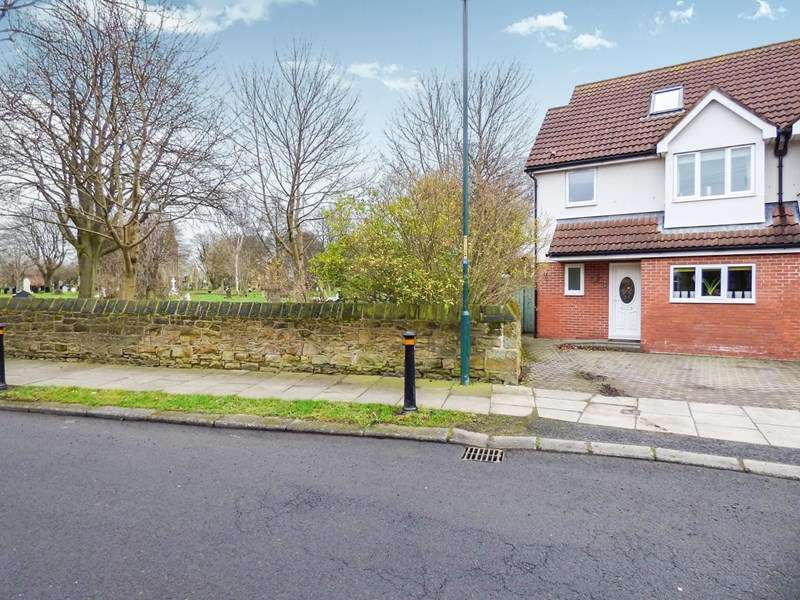 3 Bedrooms Property for sale in West Parade, Hebburn, Hebburn, Tyne and Wear, NE31 2TN