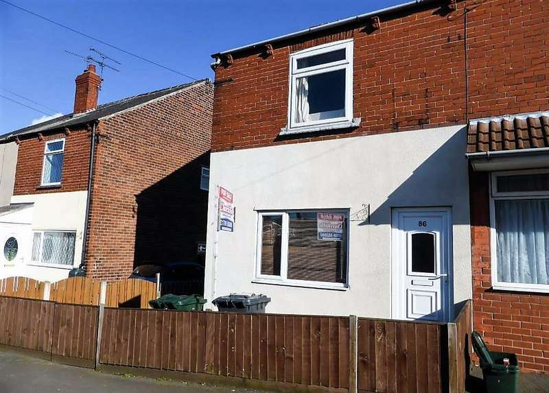 2 Bedrooms Semi Detached House for rent in Hallgate,Mexborough