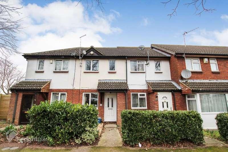 1 Bedroom Terraced House for rent in Field Lane, Greenleys, Milton Keynes