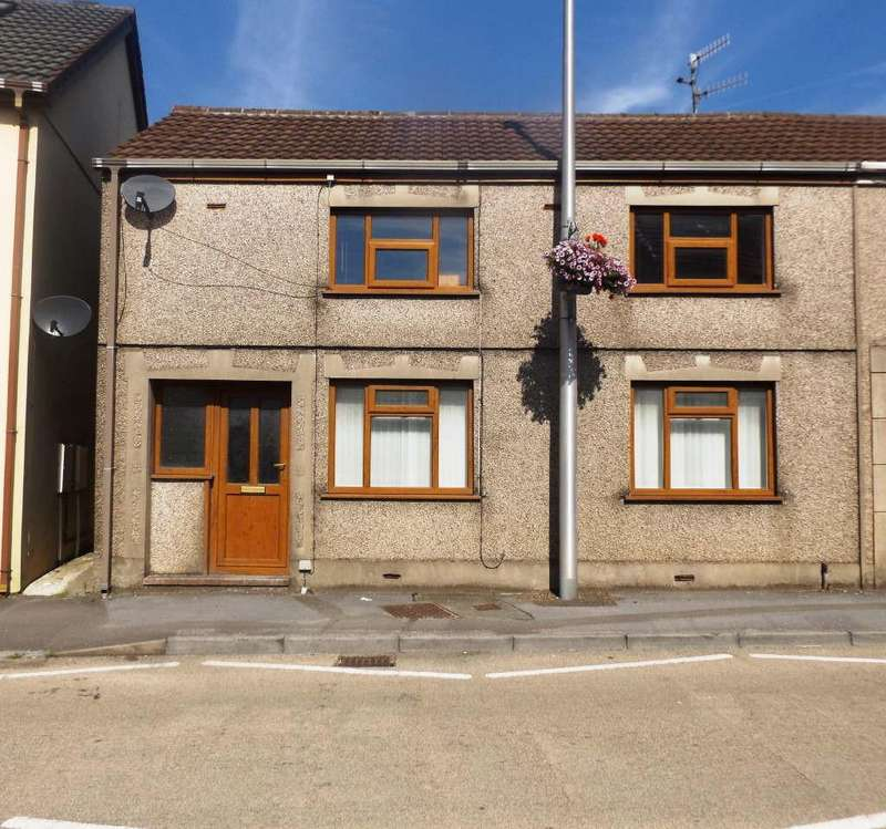3 Bedrooms Terraced House for rent in Panteg, Felinfoel, Llanelli, Carms